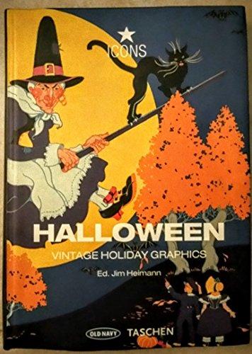 Halloween, Vintage Holiday Graphics - 2005 -