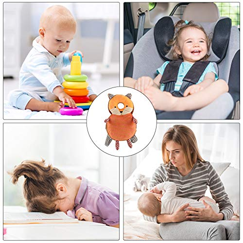 Haokaini Baby Head Protective Cushion,Baby Protection Pillow Backpack Wear Toddler Safety Pad Back Protective Cushion