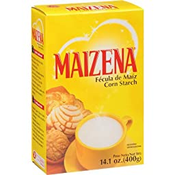 Maizena Corn Starch, 14.10 oz. (pack of 4)