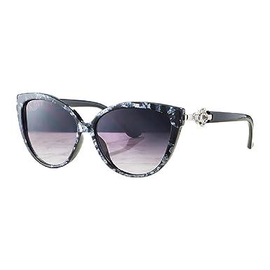 1d2046761432 Ezrela Sunglasses embellished with Swarovski® crystals - exclusively  designed for Avon RRP £50  Amazon.co.uk  Clothing