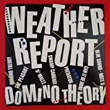 WEATHER REPORT Domino Theory LP Vinyl VG++ Cover VG+ Sleeve 1984 FC 39147
