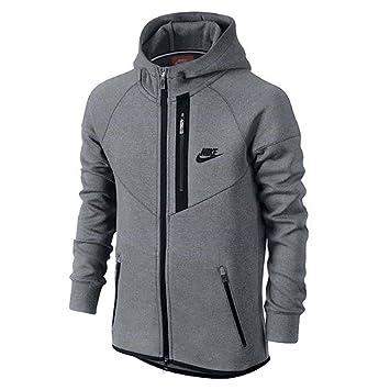 dccab0bd0494 Nike Boys  TECH Fleece Windrunner YTH Hoodie
