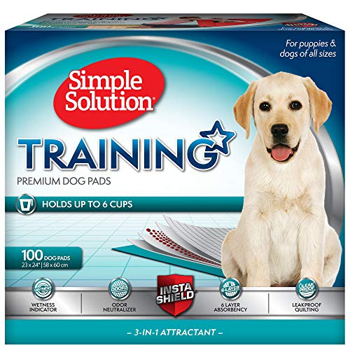 Simple Solution Original Puppy Training Pads 100pk ()