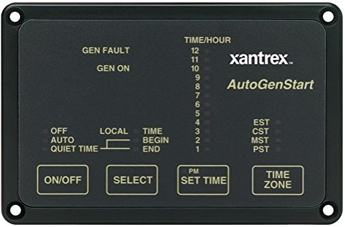 Xantrex 84-2064-00 Automatic Generator Start; Enables the us