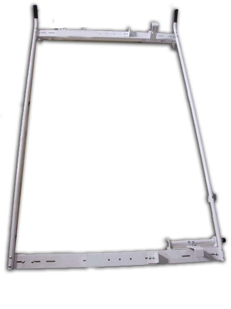 Aluminum Van Ladder Rack - Ford Econoline - Single Lock Down by True Racks (Image #6)