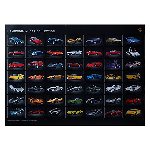 Automobili Lamborghini Automobili Lamborghini Story Poster One Size No Color