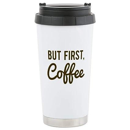 Steel 16 MugInsulated First Cafepress OzTumbler Travel Coffee Stainless But Mug RLA435j