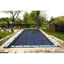 Pool Leaf Net Inground 12X20 Ft Rectangle Swimming Pool