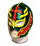 Luchadora Son of Devil adult luchador mexican wrestling mask g.y.r. by