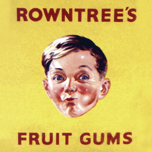 Coasters Drinks Mat Rowntree's Fruit Gums