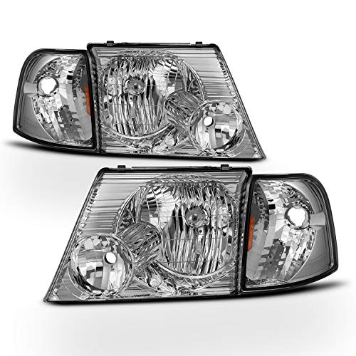 04 explorer headlight assembly - 7
