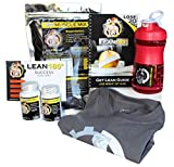 Lean 180 – 30 Day Weight Loss Challenge – Diet Plan to Lose Weight Fast and Get Lean – Lose up to 30 Pounds in Just 30 Days – Everything You Need to Lose Weight Fast, Lose Belly Fat (Banana, 2XL) Review