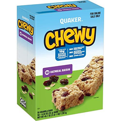 Quaker Chewy Granola Bars, Oatmeal