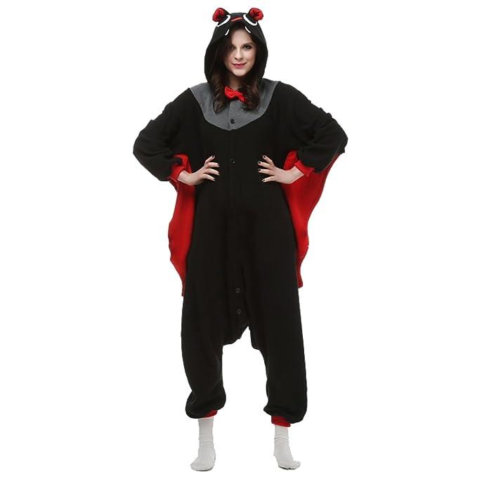 5269d0c154 Casa Onesie Licorne Pijamas Kigurumi Pijama Animal Unisexo para Adultos con Capucha  Traje de Cosplay Disfraz para Festival de Carnaval Halloween Navidad  ...