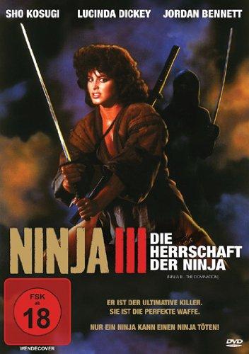 Ninja III - Die Herrschaft der Ninja [Alemania] [DVD ...