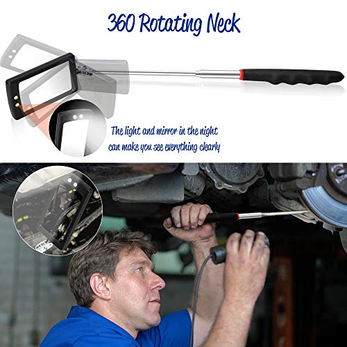 Werkzeug Magnetic Telescoping Pick-up Tool 4Pcs for Men – Gifts for Dad from Daughter or Son, Unique Personalized Dad…