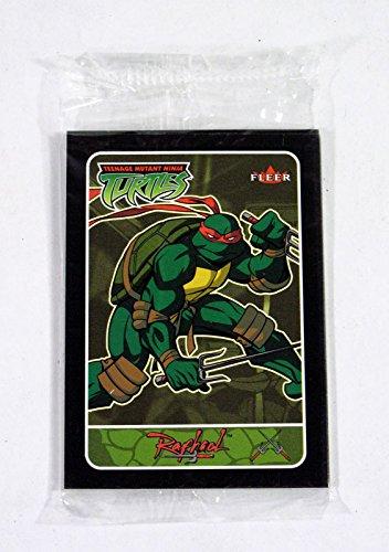2003 Fleer TNMT Teenage Mutant Ninja Turtles Promo Pack (4 ...