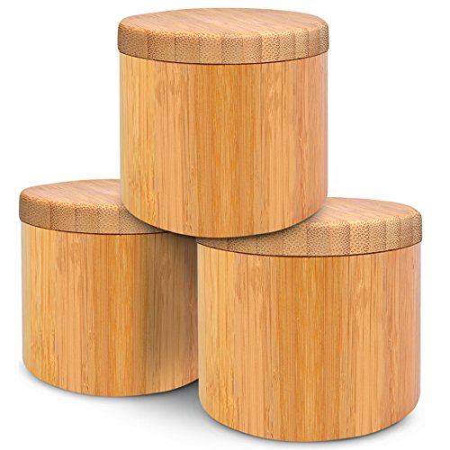 salt and pepper wooden box - 8