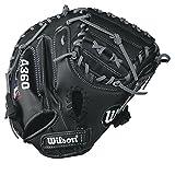 Wilson A360 32.5'' Youth Baseball Catcher's Mitt (Right Hand Throw)