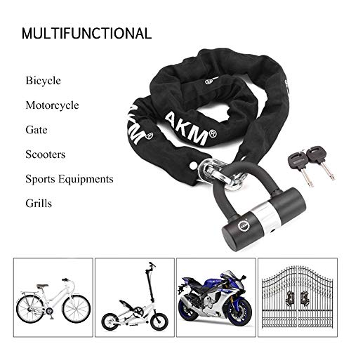Buy motorcycle security chains