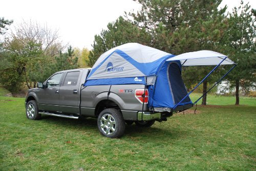 Sportz Truck Tent III for Full Size Crew Cab Trucks (For Dodge Ram Model) by Napier Enterprises