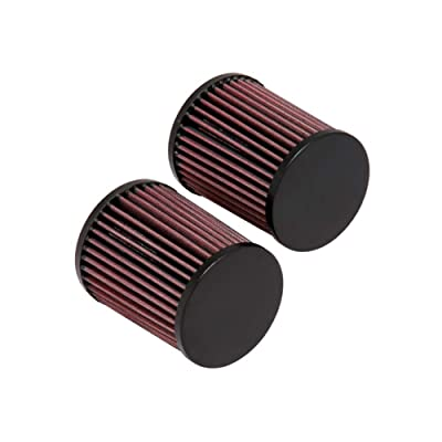 K&N Engine Air Filter: High Performance, Premium, Powersport Air Filter: 2004-2007 HONDA (CBR1000RR) HA-1004R: Automotive