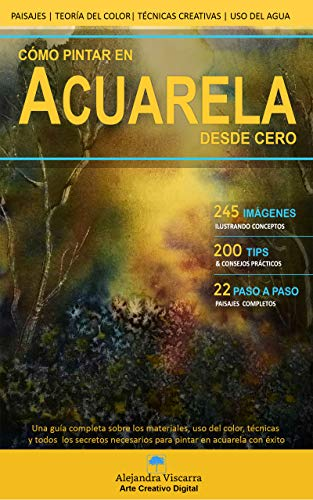 Cómo pintar en Acuarela desde cero (Spanish ()
