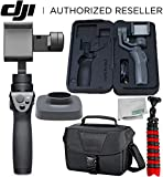 : DJI Osmo Mobile 2 Handheld Smartphone Gimbal Stabilizer Must-Have Bundle