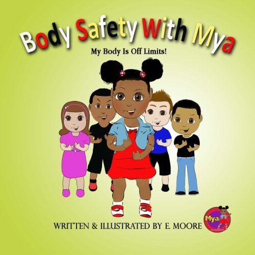 Download Body Safety WIth Mya: My Body Is Off Limits! PDF