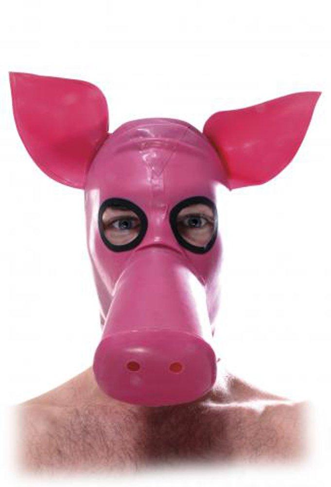 Nose piggy fetish