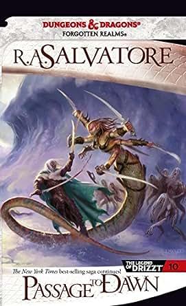 Amazon.com: Passage to Dawn: The Legend of Drizzt, Book X