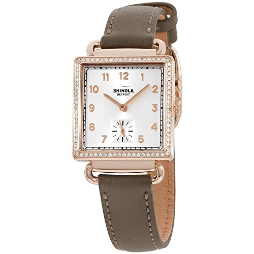 Shinola The Cass With Diamonds Ladies Watch 20031979