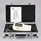 GM63A Digital Vibration Meter Handheld Vibrometer Tester Device Measure Vibration Analyzer Gauge