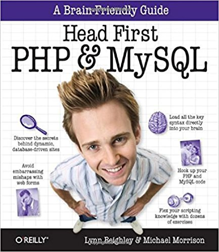 Head First PHP & MySQL: A Brain-Friendly Guide by imusti