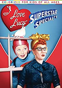 I Love Lucy: Superstar Special #1 [Import]