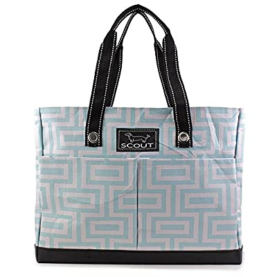 SCOUT Uptown Girl Tote, 16 by 12 by 5-1/2 Inches