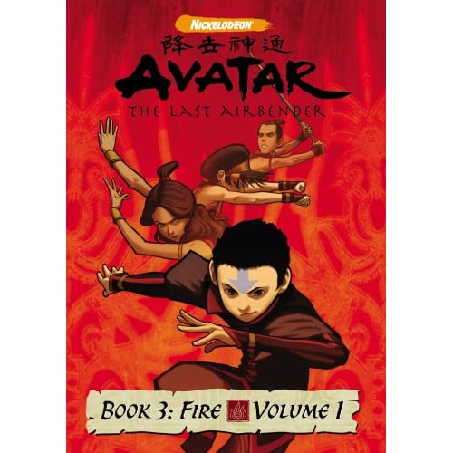 Avatar 2 Hype: Official Avatar: The Last Airbender Book 3 Thread Of