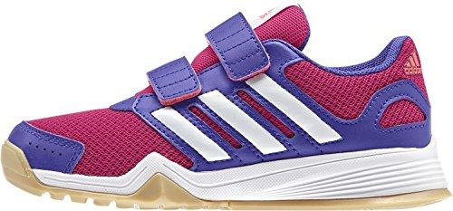 adidas Kinder Trainingsschuhe Interplay CF K Pink