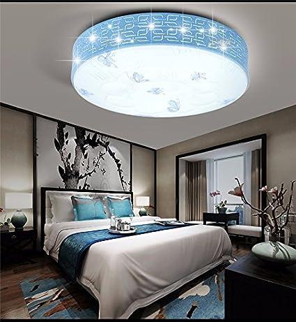 Cttsb led ceiling lamp children bedroom light main bedroom ...