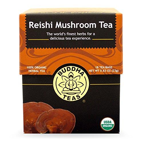 Buddha Teas Reishi Mushroom Count