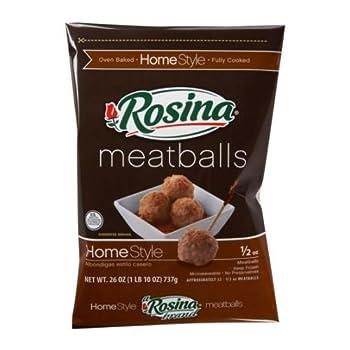 Rosina Home Style Meatball