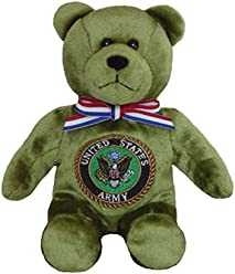 Original Holy Bears US Army Military Plush with Inspirational Hang Tag  Message 9 inches 3d978553b87