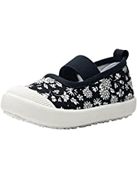 f687caaa753 Baby Boys Girls Shoes Slip-on Casual Canvas Sneaker Flats for  Toddler Little Kid