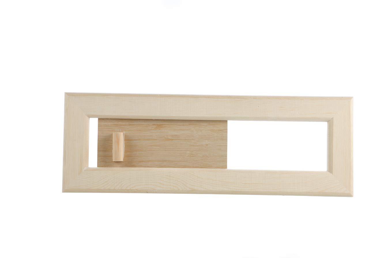 eliga - Pelle de ventilation en bois 85701