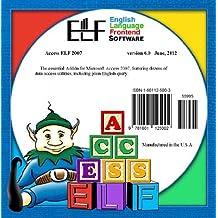 Access ELF 2007: Software, License & Documentation