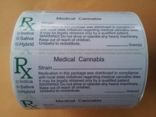 GENERIC-Medical-Cannabis-Strain-Labels-1000-pcs-ROLL-State-Compliant-Sticker-Decal-Marijuana-Pot-Ganja-420-Sticky-icky-Identifier
