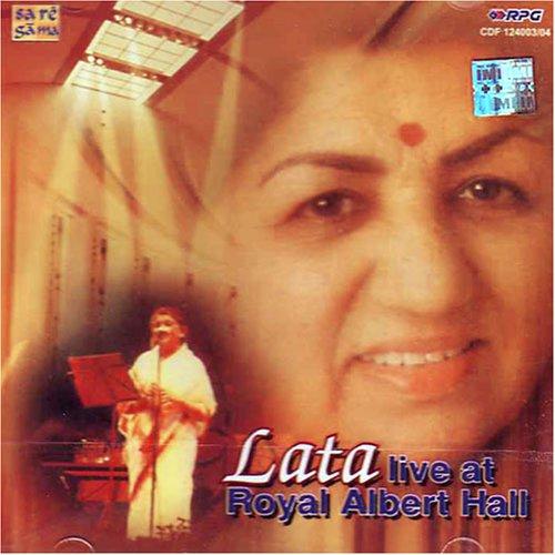 Lata - Live at Royal Albert Hall (Lata Mangeshkar in Concert)