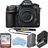 Nikon D850 FX-format Digital SLR Camera (Body Only) Bundle + 32GB High Speed Memory Card