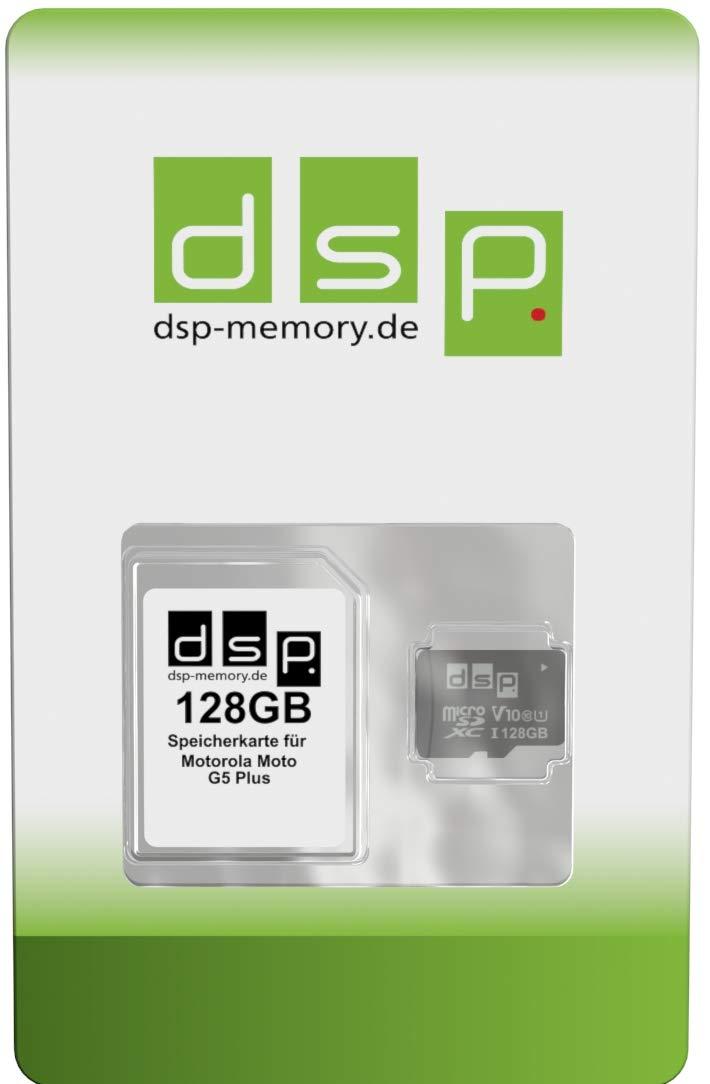 Tarjeta de Memoria de 128 GB (Class 10) para Motorola Moto G5 Plus ...
