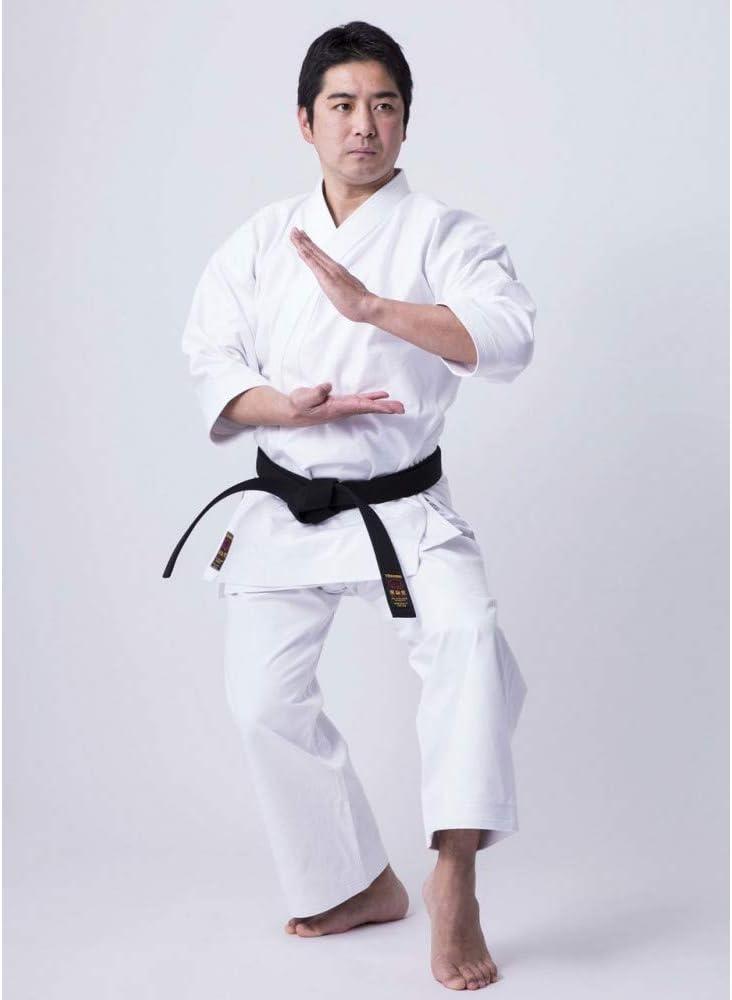 Silver 12oz American Cut Uniform Tokaido Karate Middleweight Kata WKF Gi